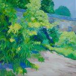 Jour d'été- Peinture à l'huile