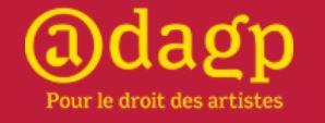 ADAGP- Paris