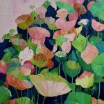 Fleur d'eau-Huile